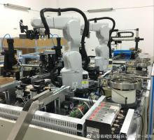 军工智能柔性化自动化装配生产线
